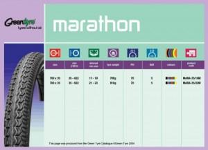 Greentyre Marathon