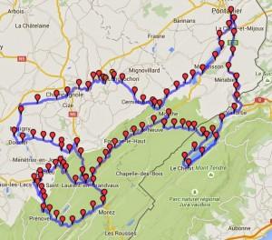 Les Lacs du Jura