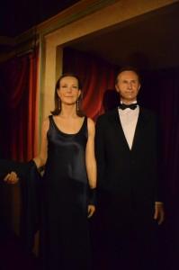 Carole Bouquet et Thierry Lhermitte