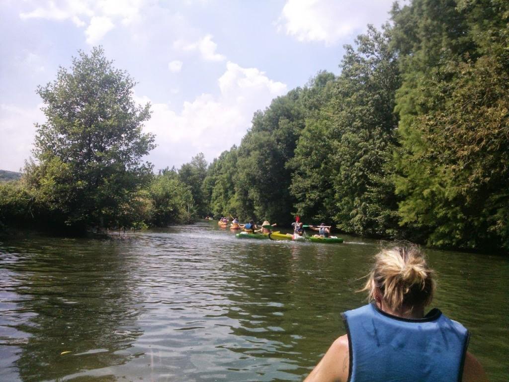 Journée Moto / Kayak